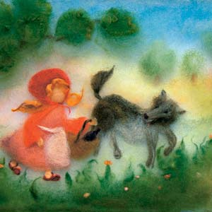 20. Little Red Riding Hood