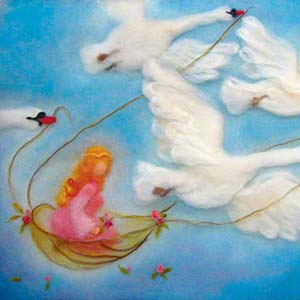 26. The Six Swans