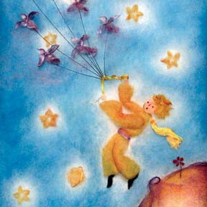 71. Flying Little Prince