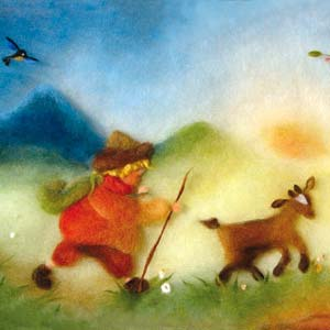 97. Peter the Goatherd